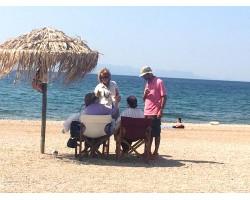 Εκδρομή στην παραλία! Σεπτέμβριος 2016